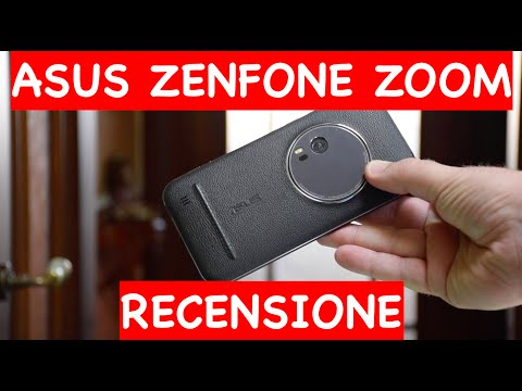 Asus Zenfone Zoom, video Recensione