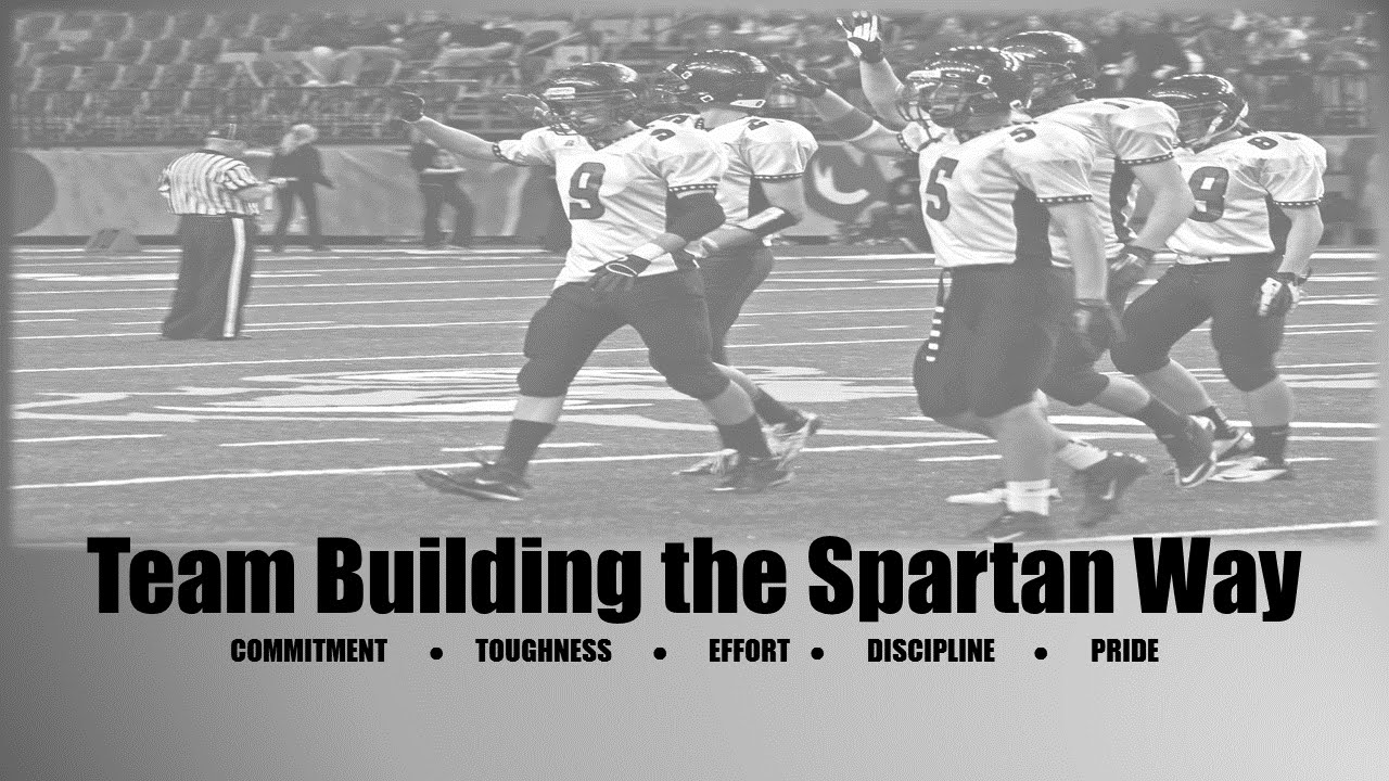 Team Building the Spartan Way