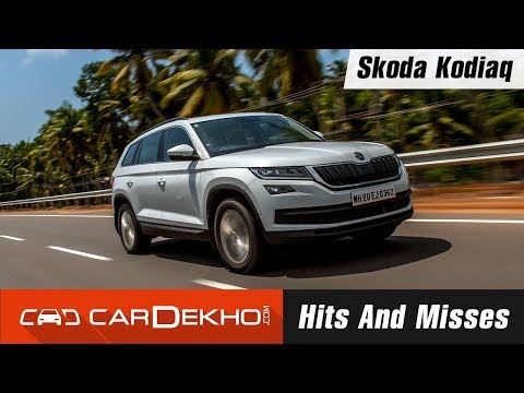 Skoda Kodiaq | Hits and Misses