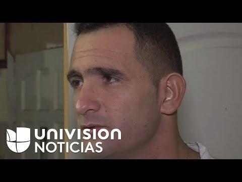 Último cubano que ingresó a EEUU: