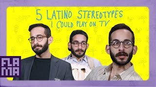 5 Latino Stereotypes On TV || Honest to Gabe