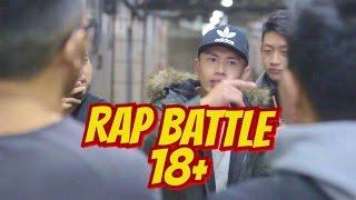 Rap Battle!!! 18+