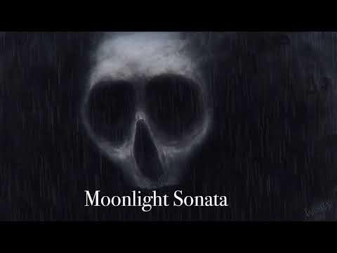 Moonlight Sonata   Rainy Detuned Piano Version