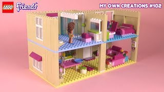 Mansion 005 | LEGO Friends My Own Creations #102