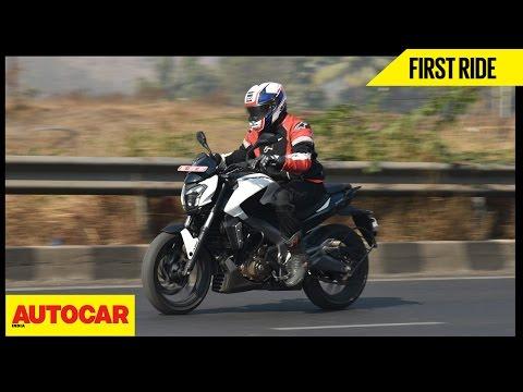 Bajaj Dominar 400 | First Ride | Autocar India