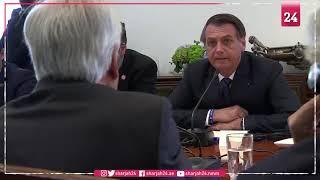 Bolsonaro says Brazil owes world nothing on environment