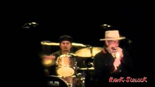 Bob Dylan and his Band - Forgetful Heart live 2011 Tucson, AZ