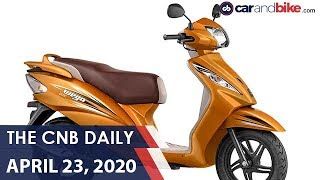 TVS Wego Discontinued | MG Motor Car Sanitisation | Maruti Suzuki Ertiga Features.