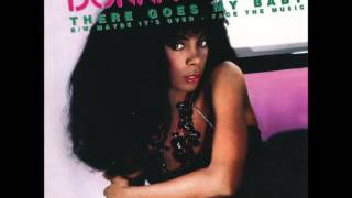 Donna Summer (Cats without Claws Singles) - 01 - There goes my Baby