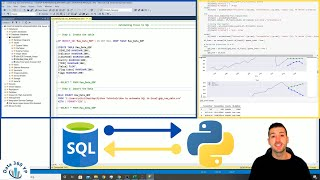 How to connect SQL with Python [Read and Write]