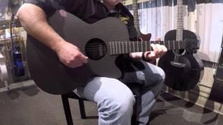 Rainsong Smokey Hybrid Acoustic Guitar