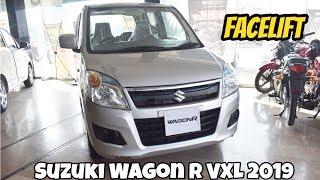 wagon r vxl 2019 price in pakistan