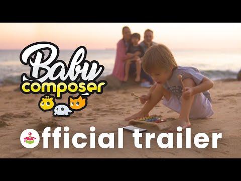 Baby Composer Glockenspiel-Set