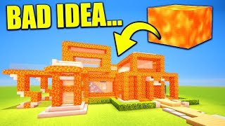 6 Blocks To NEVER Build Your House With