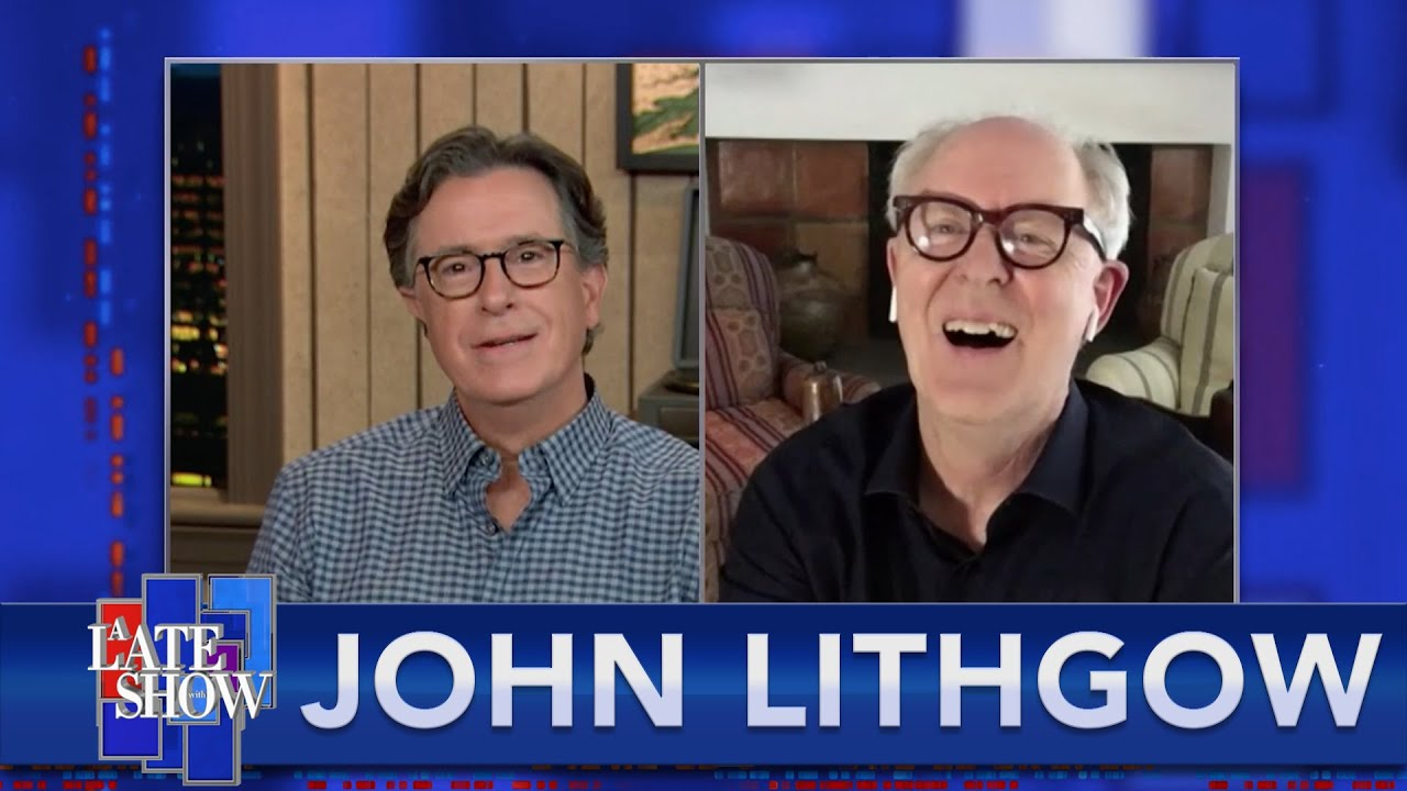 """John Lithgow Recruited Friends Like Meryl Streep To Read Poems From His """"Trumpty Dumpty"""" Book thumbnail"""