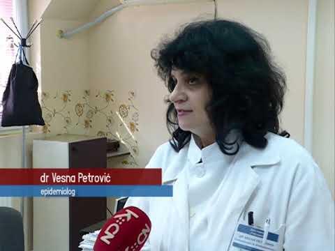 Troje obolelih od  gripa hospitalizovano na Infektivnom odeljenju