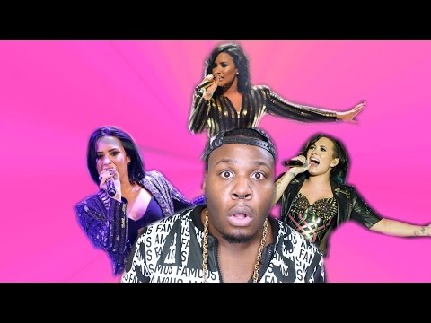 DEMI LOVATO TRY NOT TO SING   Zachary Campbell