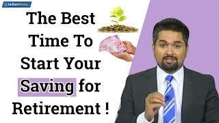 The Best Time To Start Your Saving for Retirement | Money Doctor Show English | EP 176
