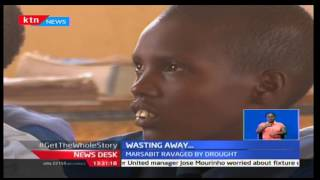 Drought Diaries: 20 percent of children in Marsabit County are malnourished due to ravaging drought