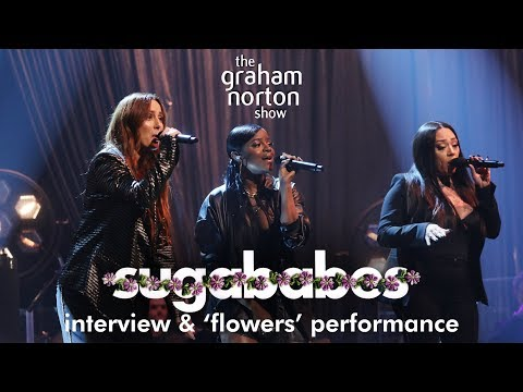 Sugababes - 'Flowers' Performance & Interview - The Graham Norton Show (October 18 2019) [HD]