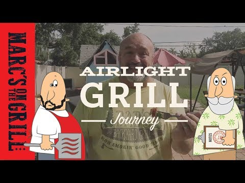 Airlight Grill Journey
