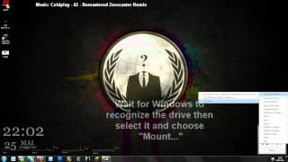 How to mount/install downloaded games with MagicDisc!