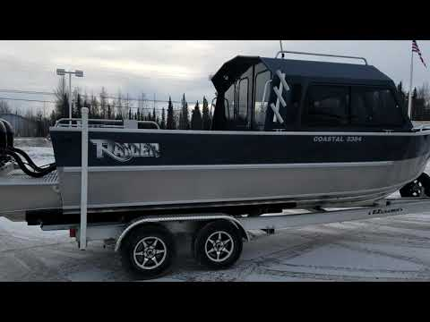 "2020 Raider Boats 2384 Coastal  ""Sold"" in Soldotna, Alaska - Video 3"