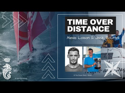 Time Over Distance #2 – Jack Bouttell & Alexis Loison