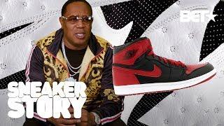 Master P's Black & Red Jordan 1s were Legendary   Sneaker Stories