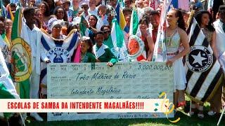 Carnaval do Povo: escolas da Intendente Magalhães recebem verba para brilhar