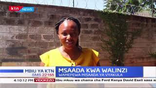Msaada kwa walinzi : Kampuni ya Secure Kenya Ltd yatoa msaada wa chakula kwa walinzi