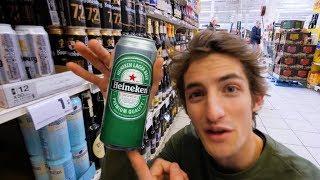 外国人吐槽啤酒 : 外国最著名的啤酒好喝吗?