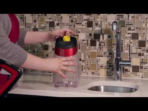 ProHeat 2X Revolution Filling the Clean Water Tank