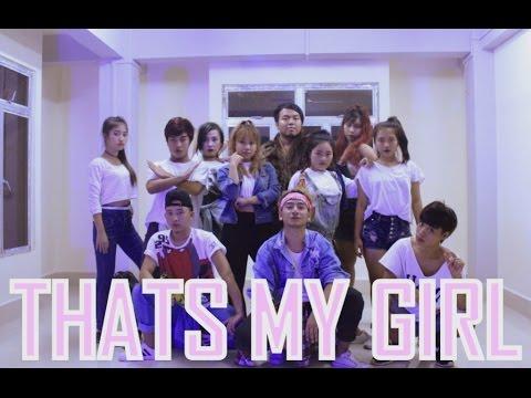 Mizo Dance Camp Team   That's my girl   Fifth Harmony