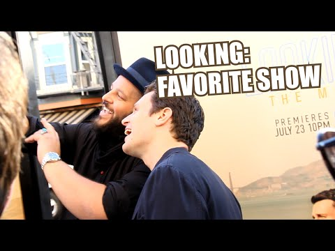 The 'Looking' Cast Reveal Their Favorite Shows | Feat. Frankie Alvarez & More!