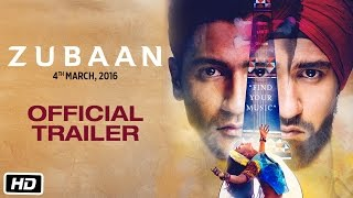 Zubaan - Official Trailer