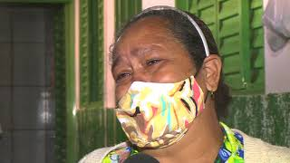 Mãe pede ajuda para internar o filho com problemas com drogas.