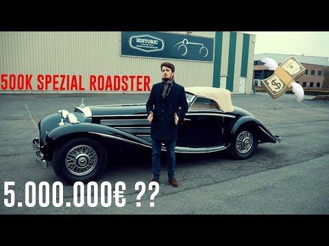 The €5 MILLION Mercedes 500K Spezial Roadster