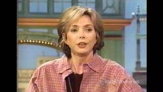 NANCI GRIFFITH HAS FUN WITH ROSIE
