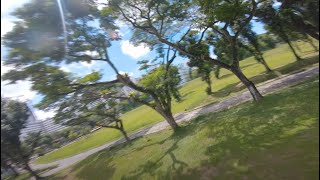 The Unplanned Trick - FPV Freestyle