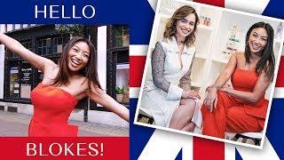 LONDON BABY! | Emilia Clarke Interview 💫