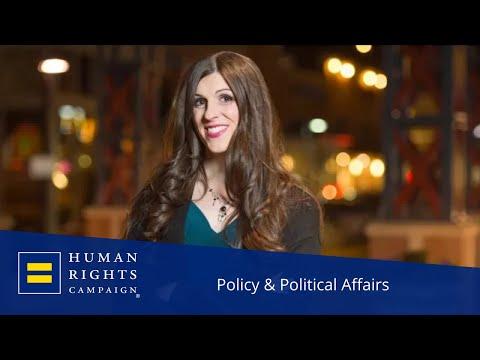 Sarah McBride Interviews Danica Roem, First Openly Transgender State Legislator
