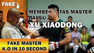 Master beladiri china di permalukan petarung MMA
