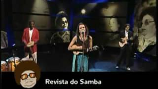 Revista do Samba – Fez bobagem – programa Mosaicos TV Cultura – Aracy de Almeida