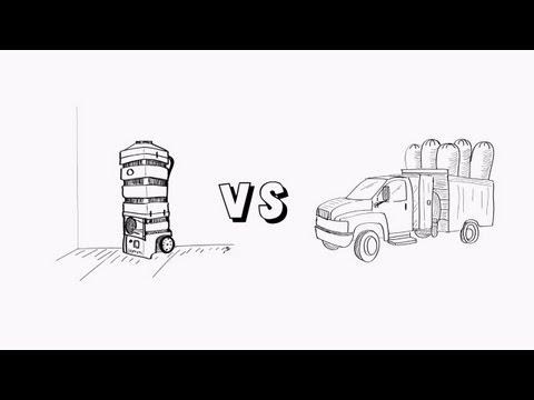 Revolution Hybrid Vacuum