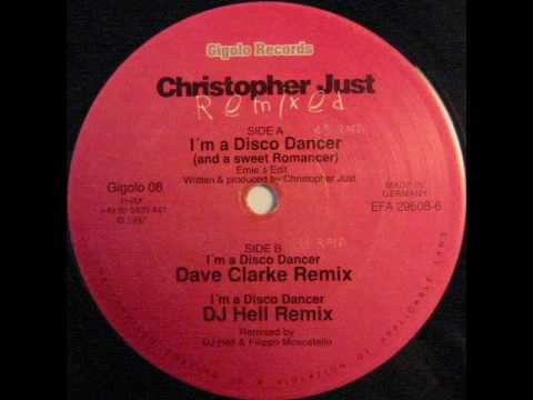 Christopher Just - I'am a Disco Dancer (and a sweet romancer).wmv