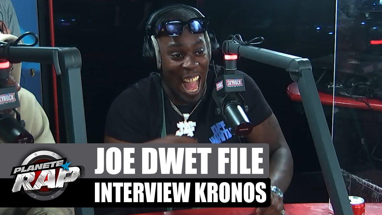 Joé Dwèt Filé - Interview KRONOS : l'amour, le kompa, son album... #PlanèteRap