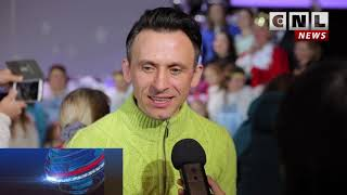 """CNLNEWS: В Днепре состоялся мюзикл """"Золушка"""""""