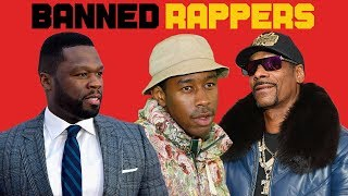 7 Times Rappers Were Banned From Other Countries