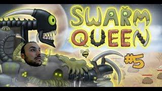 Böceklerin K(i)raliçesinin Yeni Organları    Swarm Queen # 5